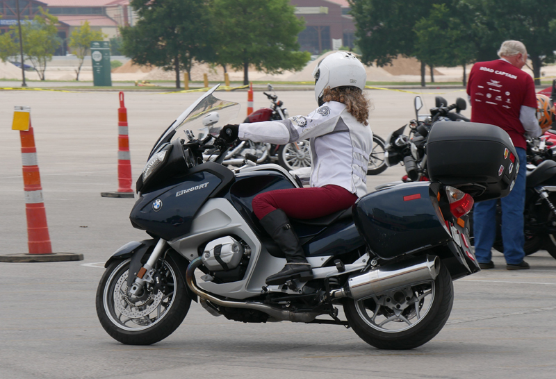5 great ways to drop your motorcycle bmw r 1200 rt revved up women