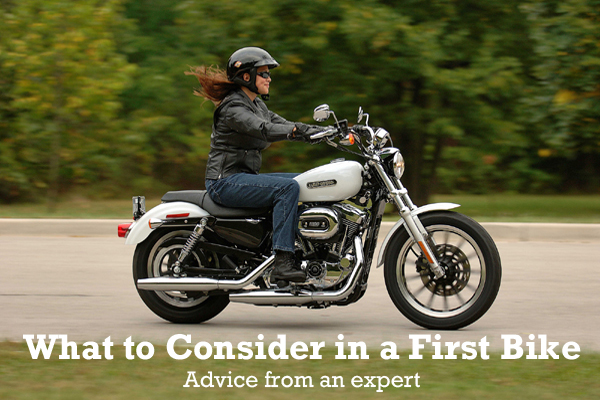 A complete overview from a Motorcycle Safety Foundation (MSF) instructor on how to take aspects like size, weight, function and form into consideration when choosing your first bike.