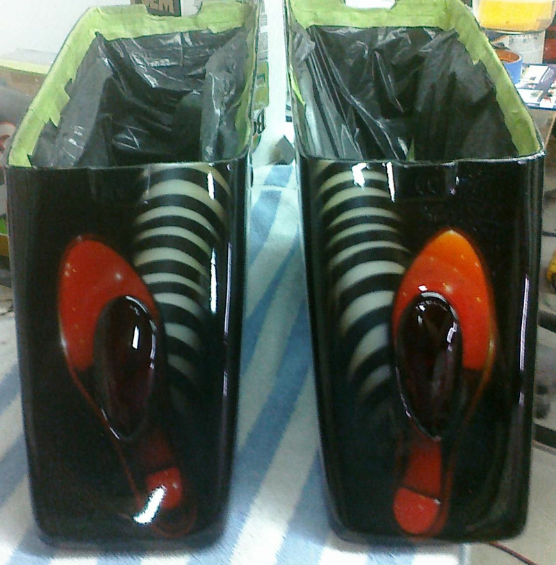your motorcycles a wicked sportster ruby slippers