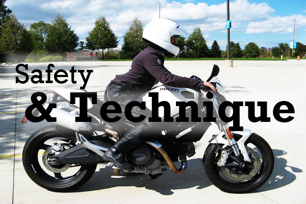 """Real advice from real riding professionals. This collection of articles from WRNs """"Riding Right"""" series covers what to do if you fail the Motorcycle Safety Foundation (MSF) course, what to do once you pass, the three riding positions, and more."""