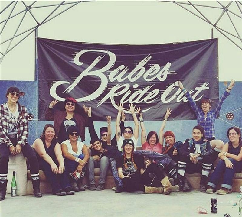 babes ride out all women motorcycling event makes history riders