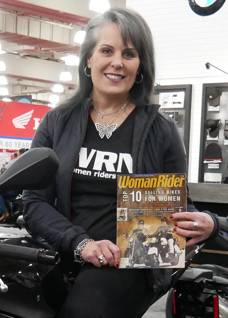 We Invite You to Join Us by Sharing Your Motorcycle Memories, Then and Now Sarah Schilke Woman Rider