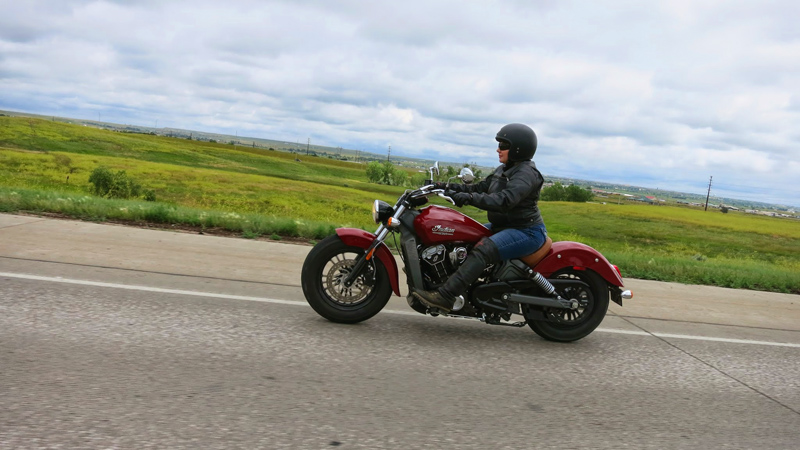 motorcycle review 2015 Indian Scout short rider