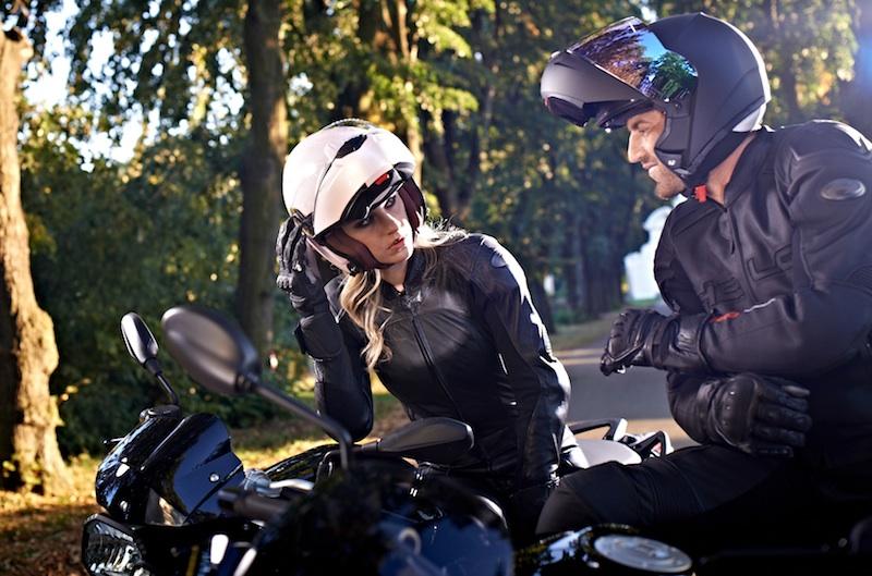 Review Schuberth C3 Pro Women Helmet woman man rider