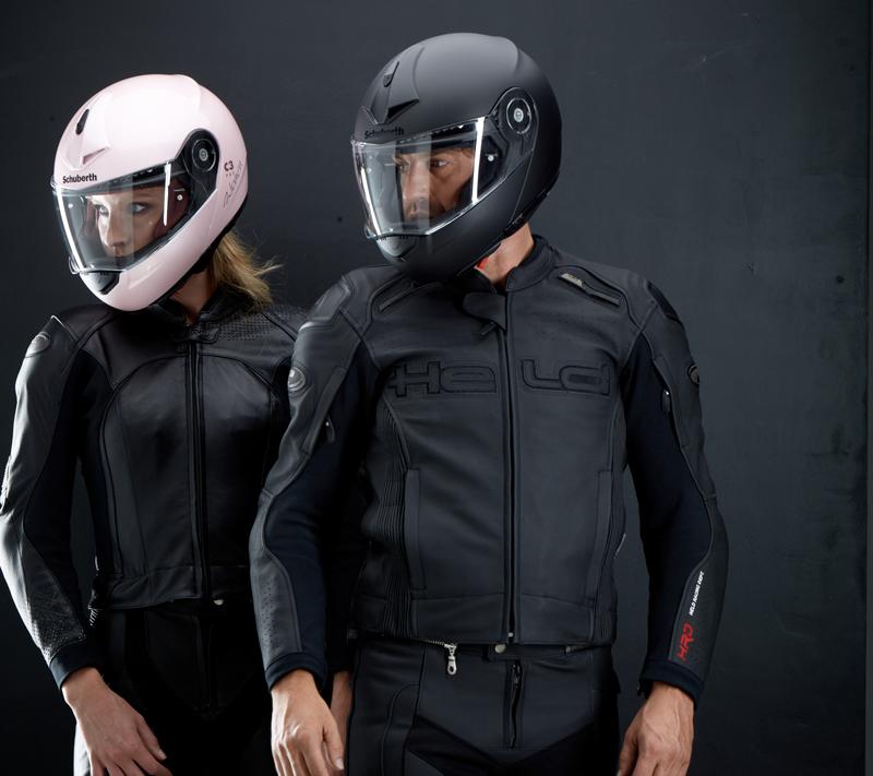 Review Schuberth C3 Pro Women Helmet pink black helmets
