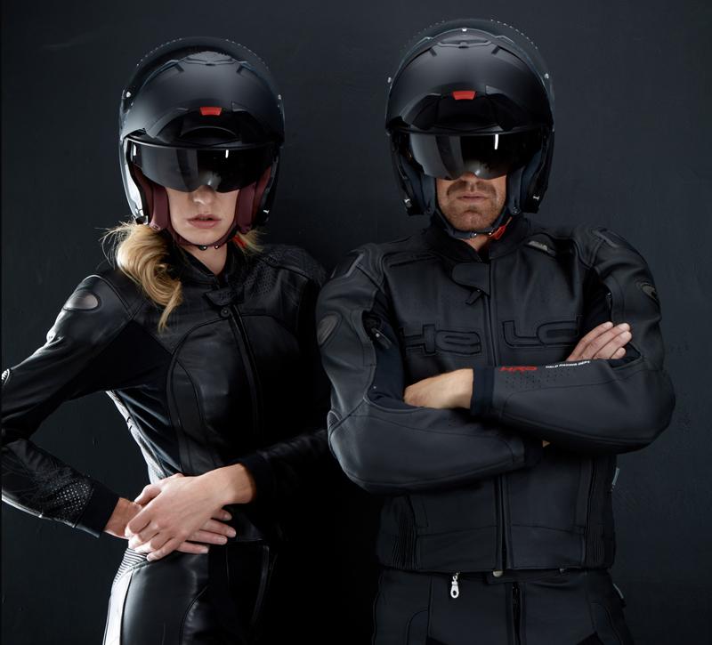 Review Schuberth C3 Pro Women Helmet couple