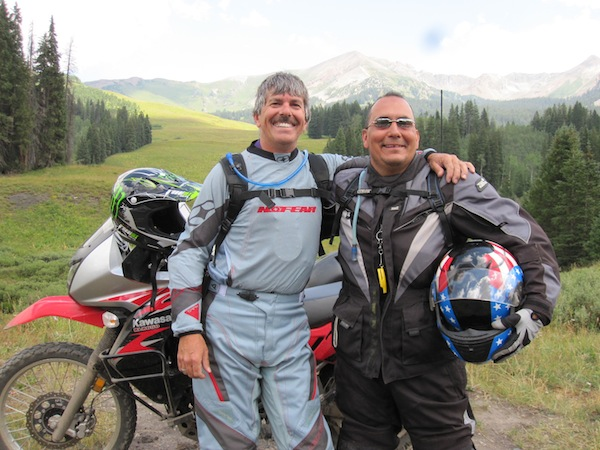A Ride to Change Your Life Scott Agnew Dan Patino