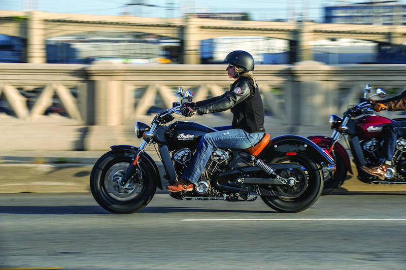 motorcycle review 2015 indian scout black