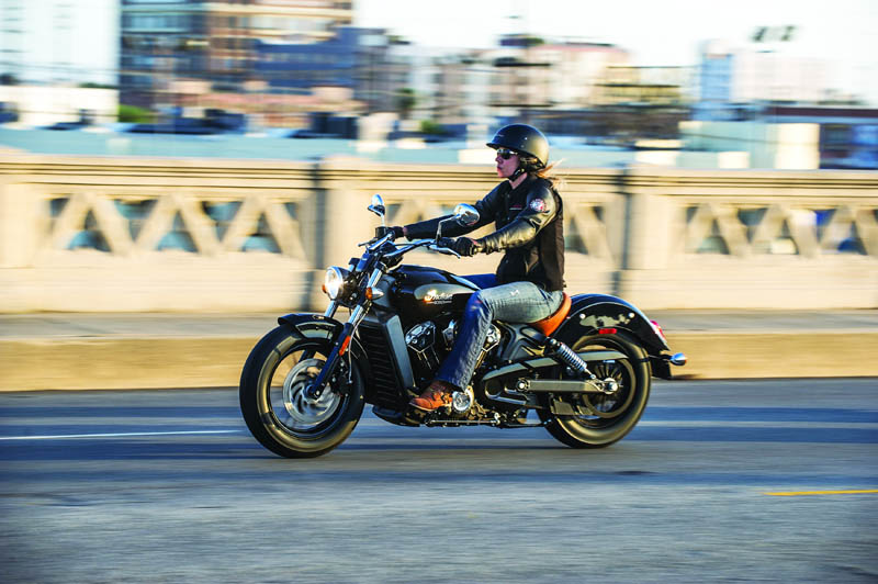 10 Motorcycles Were Excited About in 2015 Indian Scout
