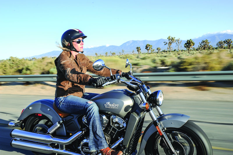 motorcycle review 2015 indian scout brown leather jacket
