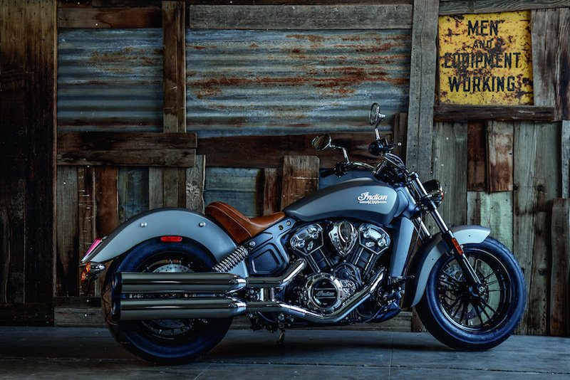 motorcycle review 2015 indian scout rustic background