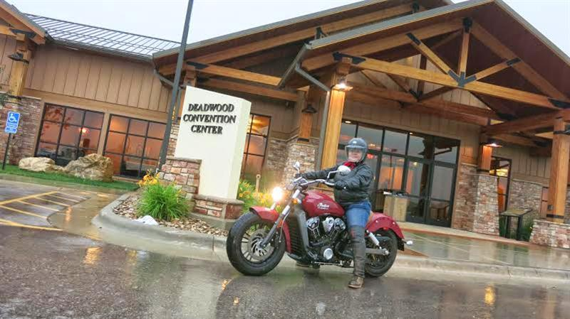 motorcycle review 2015 indian scout rain