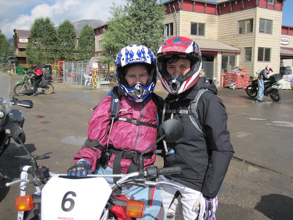 A Ride to Change Your Life young riders