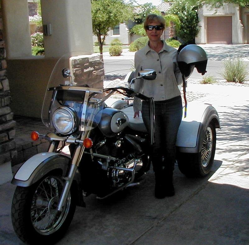 From Bike to Trike Suzuki Lehman Trike