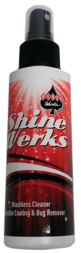 All-Purpose cleaner for windshield shine werks