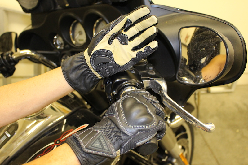 Waterproof Cool Weather Riding Gloves short sport