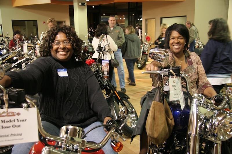 selling to women reaching to the community black females