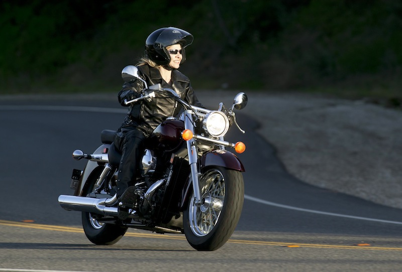 10 steps to becoming motorcycle rider woman