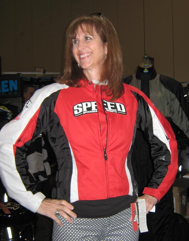 American International Motorcycle Expo (AIMExpo) 2013 Speed and Strength