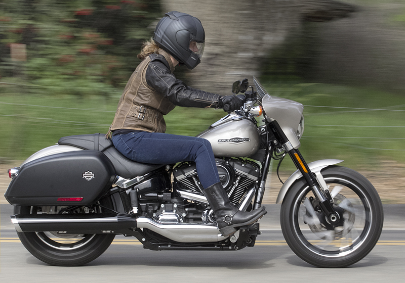 2018 New and Updated Motorcycles To Get Excited About Sport Glide
