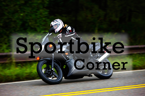 WRNs section for all things sportbike related, including new gear reviews and feature articles about women who race.
