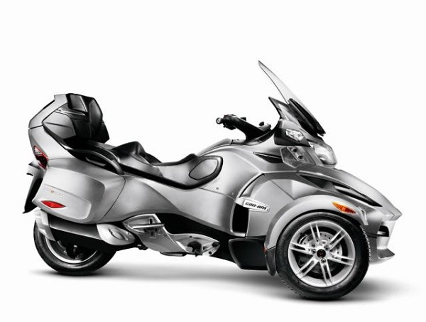 Review Can-Am Spyder RS-S Tour Version