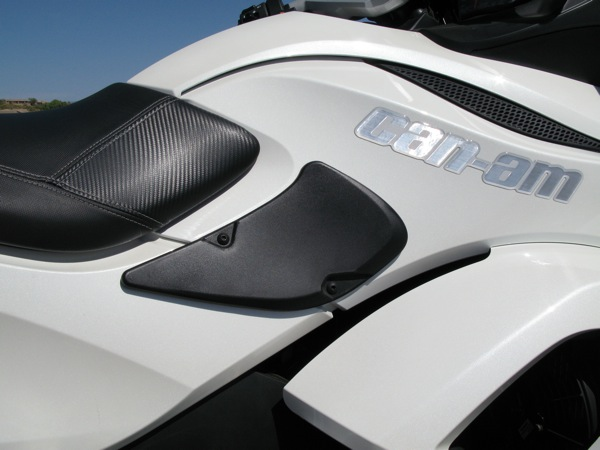 Review Can-Am Spyder RS-S Seat