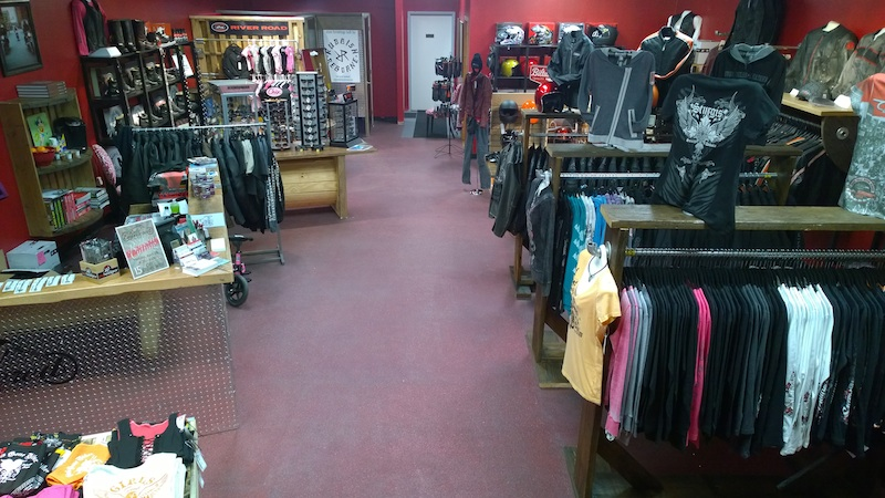 Motorcycling gear and apparel store for women ride empowered