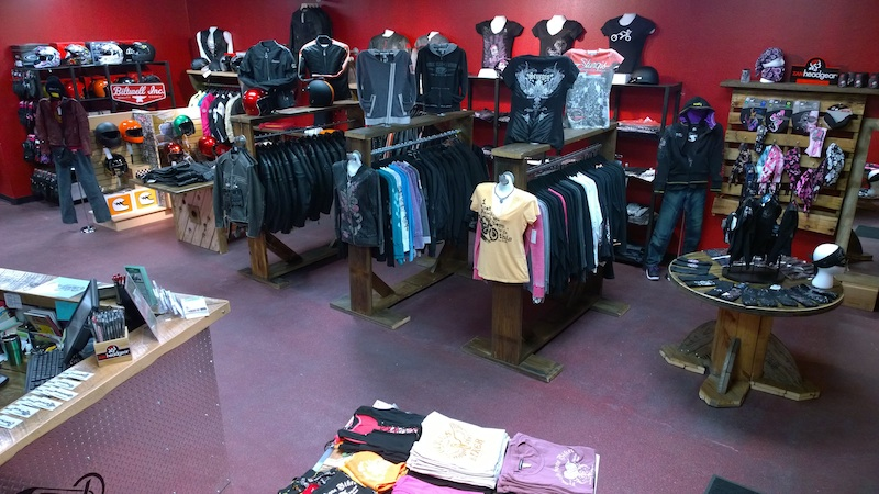 Motorcycling Gear and Apparel Store for Women shirts