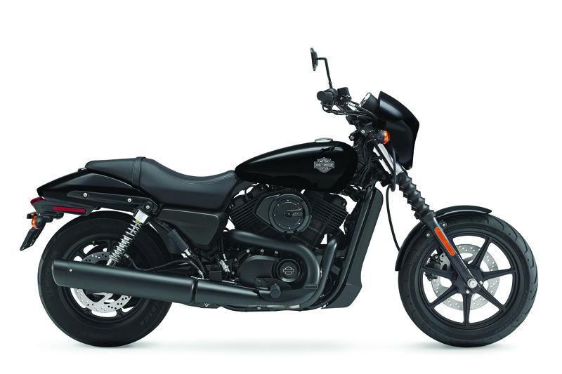 Harley-Davidson's Riding Academy New Rider Course