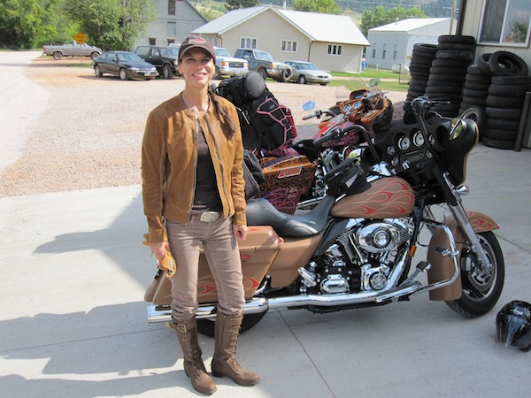 A Ride to Change Your Life Street Glide