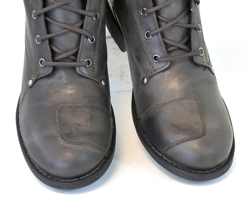 gear review tcx womens cafe race vintage motorcycle boots toe
