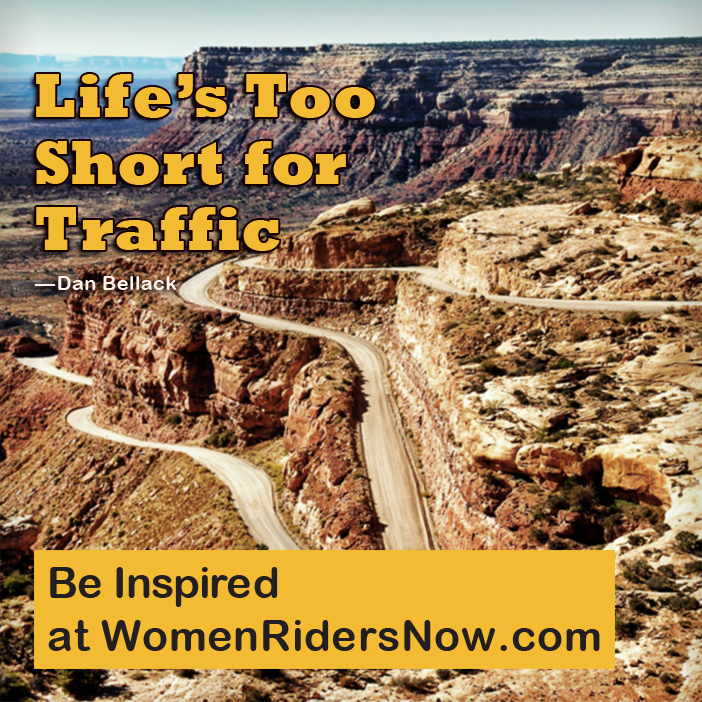 Be Inspired! One Riders Epic Motorcycle Journey Across the US