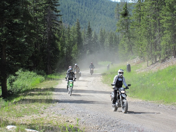A Ride to Change Your Life gravel trails