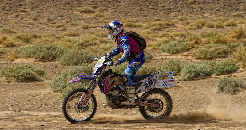 Two Moms Compete in Hardest Off-Road Race in the World dirtbike