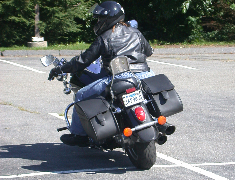 5 great ways to drop your motorcycle u-turn counterweight
