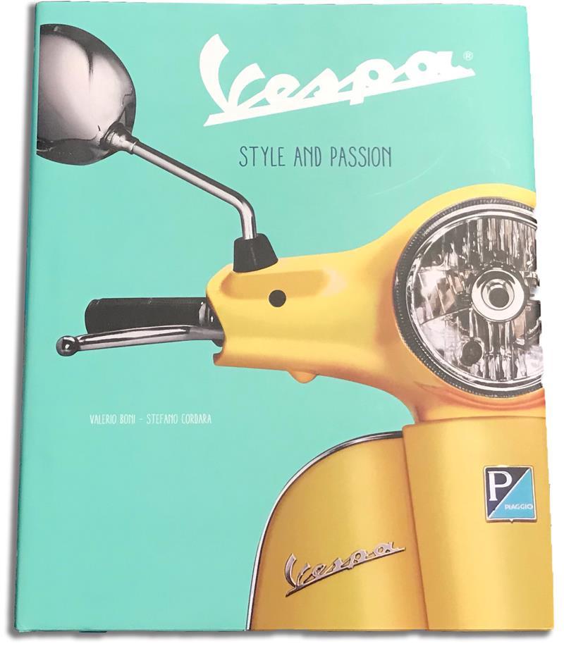 Vespa 100 years book