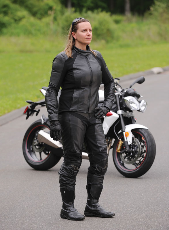review alpinestars stella vika jacket pants gloves