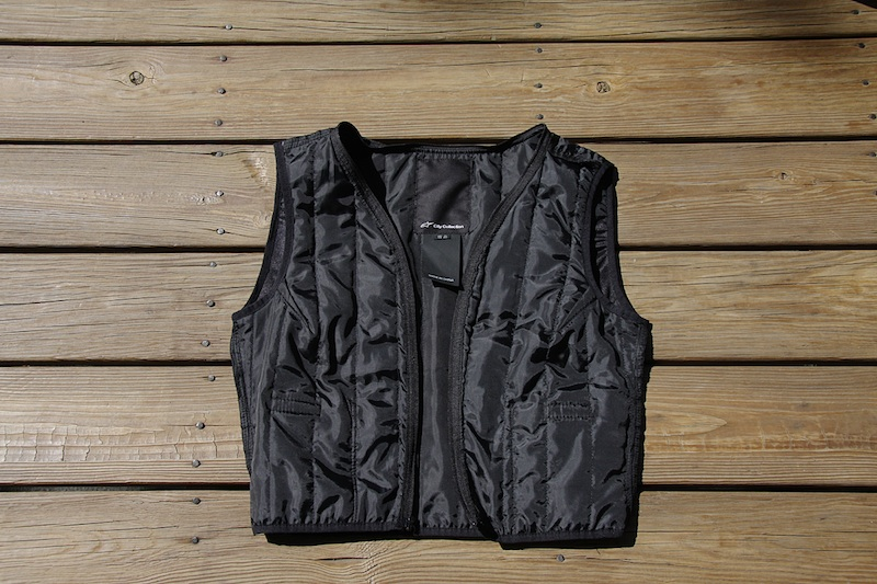 review alpinestars stella vika jacket liner