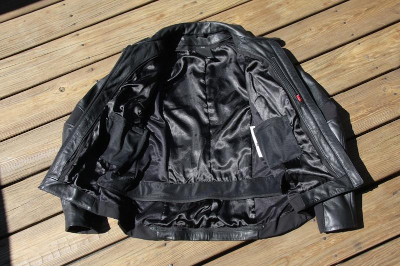 review Alpinestars Stella Vika Jacket interior
