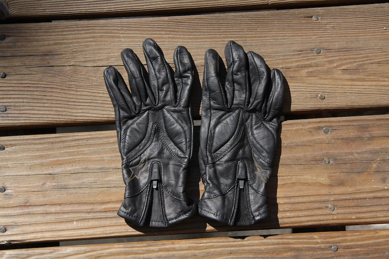 Review Alpinestars Stella Vika Gloves leather