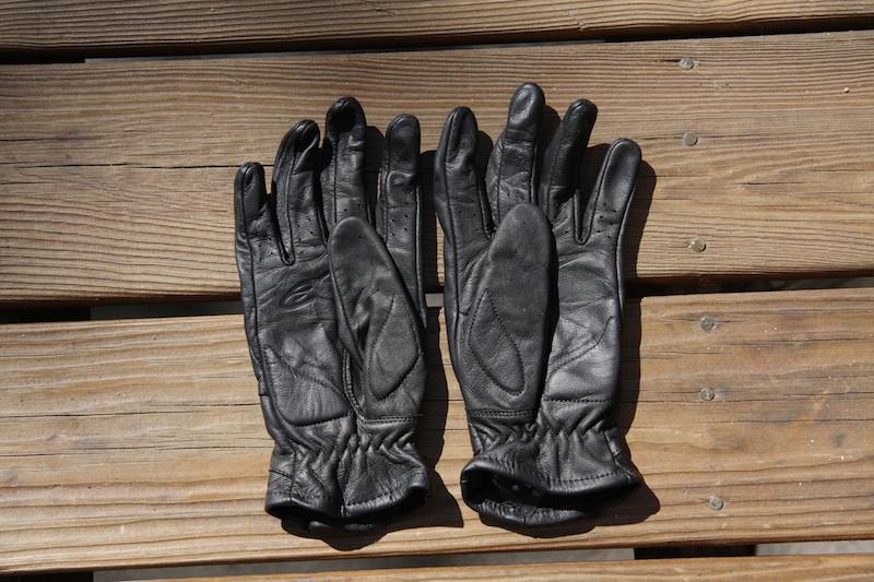 Review Alpinestars Stella Vika Gloves palm