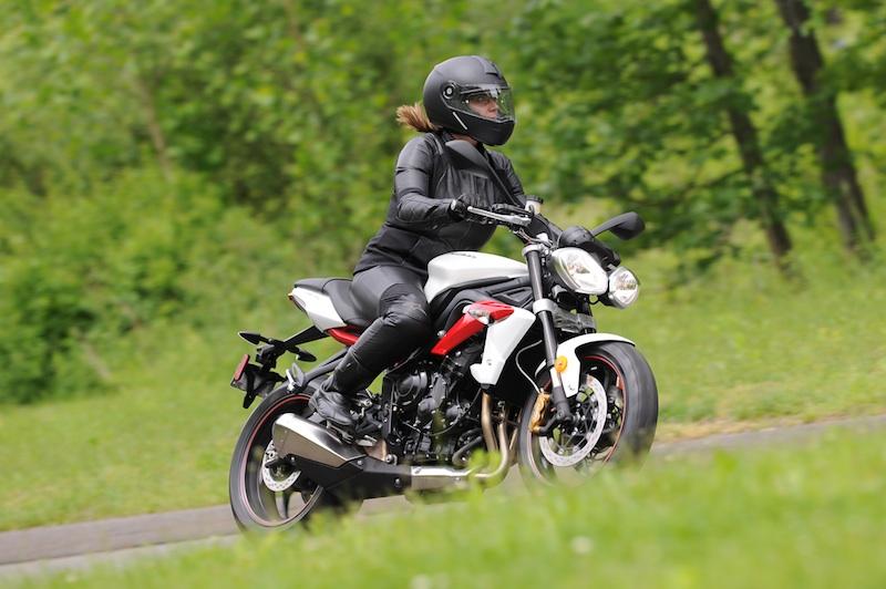 review alpinestars stella vika jacket pants gloves woman rider