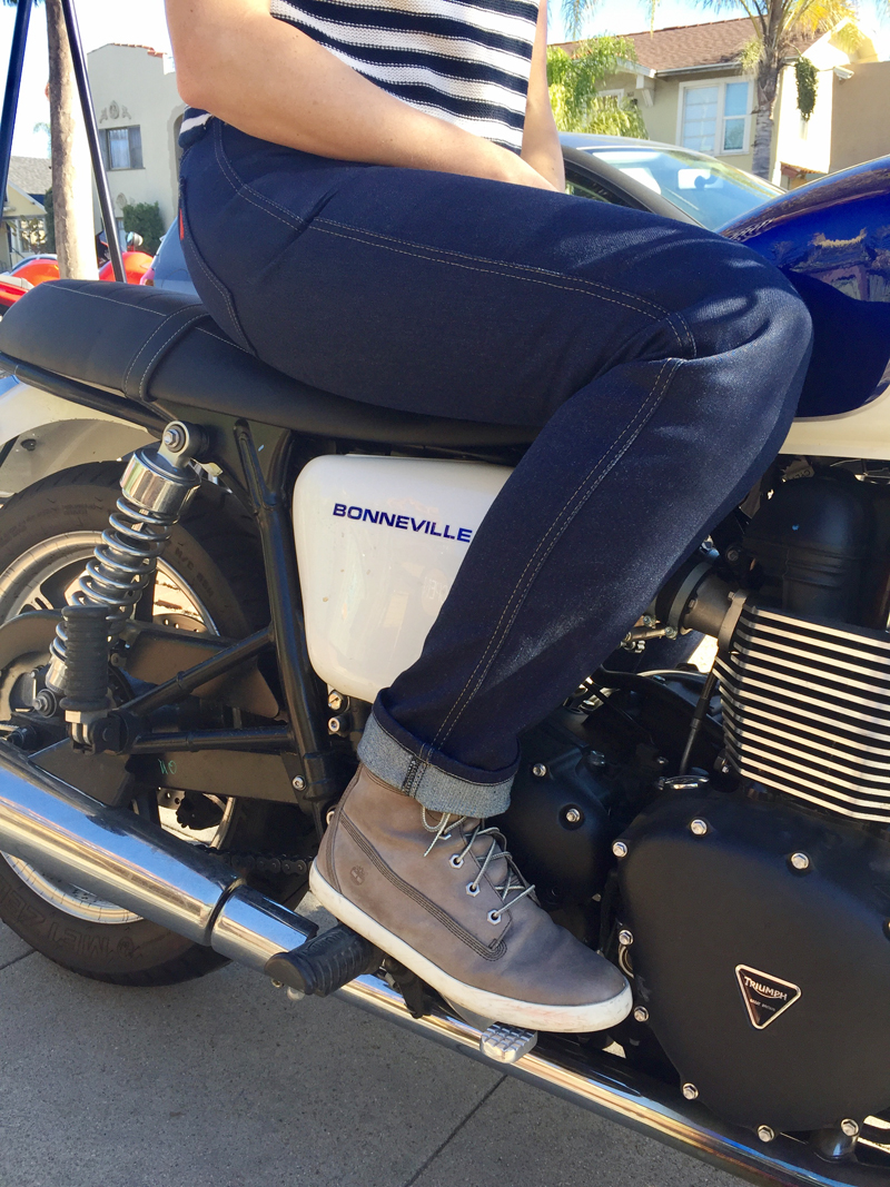 review worse for wear crosstown slim riding jeans for women seams