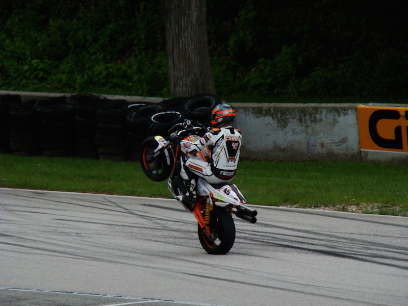 11 things you can do on a motorcycle you cant do in a car wheelie