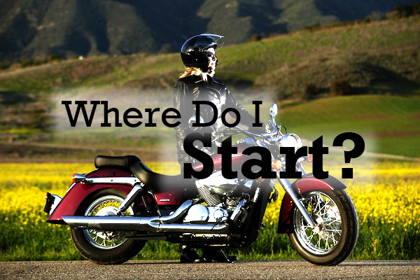 True beginners, start here! This section includes our 10 Steps to Getting Started, a list of common obstacles and how to overcome them, and stories from women riders who overcame their fear of the open road and discovered the thrill of the drivers seat.