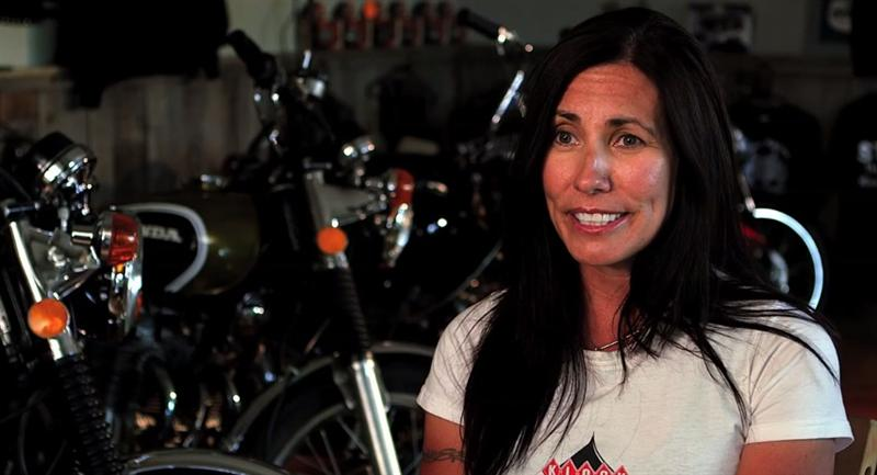 Movie Review Why We Ride Woman Laura Klock