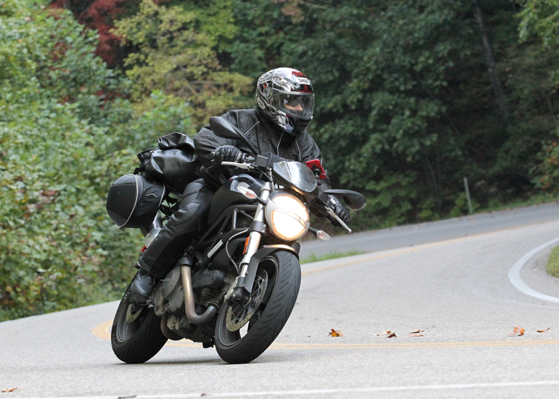 new riders first long solo motorcycle trip tail of the dragon