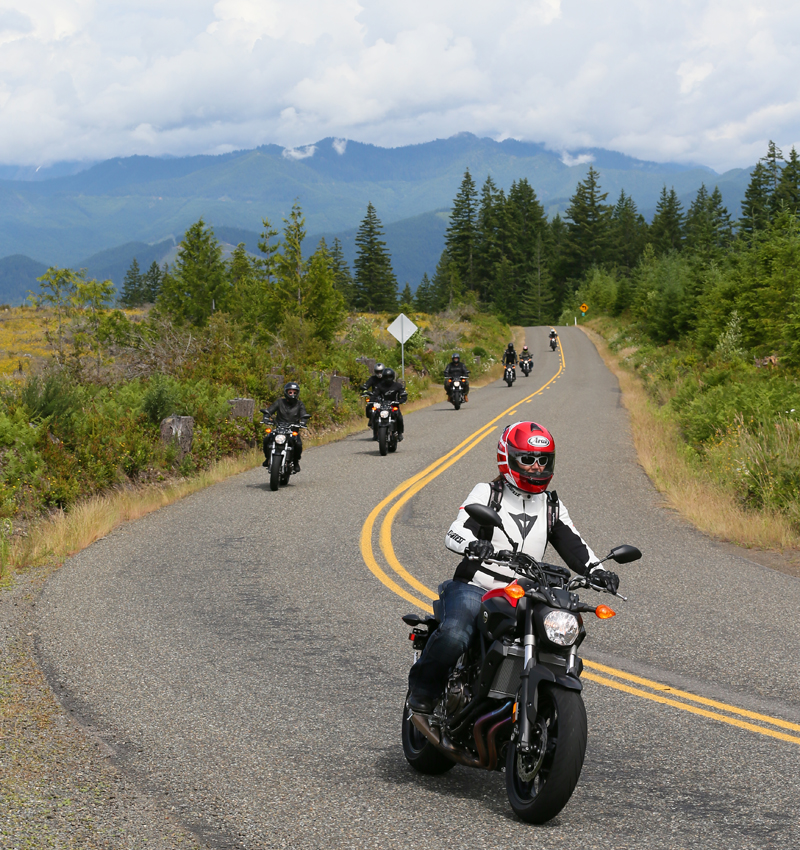6 ways to attract more women in motorcycling lead the ride