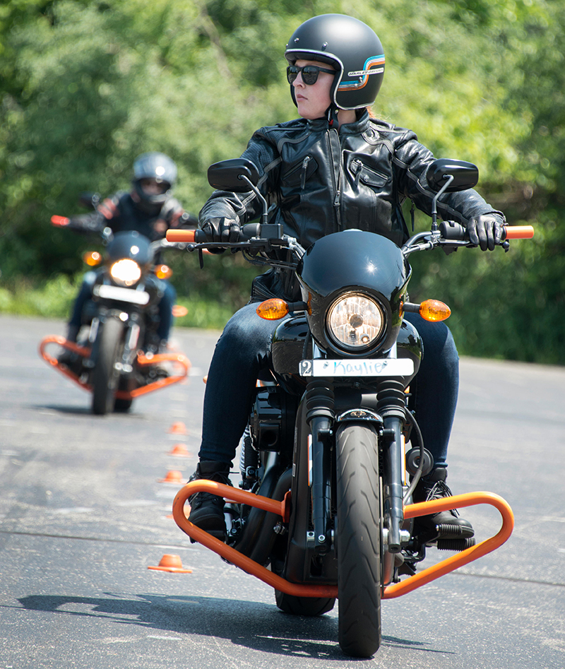 harley davidson riding academy experience learn to ride program street 500
